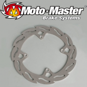 Moto-Master Flame Scooter Front & Rear Disc 110246