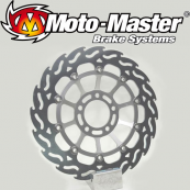 Moto-Master Flame L/H Front Disc BMW 112017