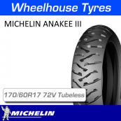 170/60R17 72V Anakee 3 Rear Tubeless Michelin
