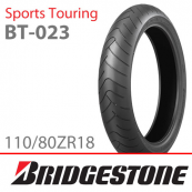 110/80ZR18 Bridgestone BT-023F (57W)