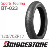 120/70ZR17 Bridgestone BT-023F (58W)