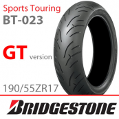 190/55ZR17 (75W) BT-023R (GT) Bridgestone