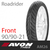 90/90-21 Avon Roadrider AM26 54V Front
