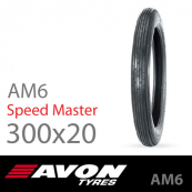 3.00-20 Avon Speedmaster AM6 50S TT