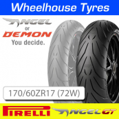 170/60ZR17 (72W) Pirelli Angel GT TL