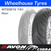 MT90B16 74H Avon Cobra AV72 RF Rear