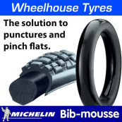 M02 Rally 140/80-18 Michelin Mousse