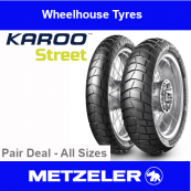 Metzeler Karoo Street Pair Deal - All Sizes