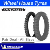 Michelin MS3 Starcross Pair Deals