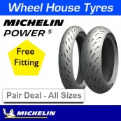 Michelin Power 5 Pair Deal - All Sizes