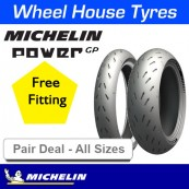 Michelin Power GP Pair Deal - All Sizes