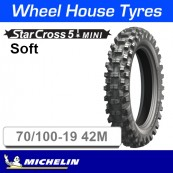 70/100-19 42M MS5 Soft Starcross Front Michelin