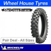 Michelin MS5 Starcross Pair Deals