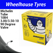 Michelin Tube 10B4 - 3.00/3.50-10 90 Deg Valve