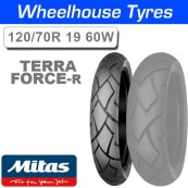 120/70R19 60W Terra Force-R TL Front Mitas