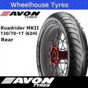130/70-17 62H Roadrider MKII Rear Avon T/L