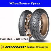 Dunlop Mutant Crossover - Pair Deal - All Sizes