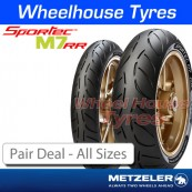 Metzeler Sportec M7RR - Pair Deal (All Sizes)