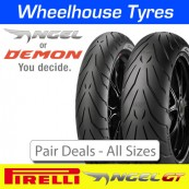 Pirelli Angel GT - Pair Deal