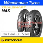 Dunlop TrailSmart MAX Pair Deal - All Sizes