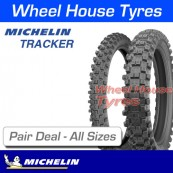 Michelin Tracker Pair Deal - All Sizes