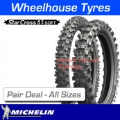 Michelin Starcross 5 Soft - Pair Deal