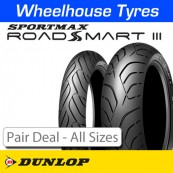 Dunlop Roadsmart 3 Pair Deal - All Sizes