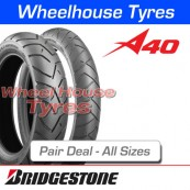Bridgestone A40 Pair Deal - All Sizes