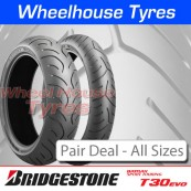 Bridgestone T30 EVO Pair Deal - All Sizes