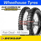 Dunlop Geomax Enduro - Pair Deal
