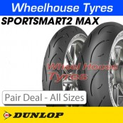 Dunlop SportSmart 2 MAX Pair Deal