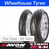 Avon Storm 3D X-M Pair Deal