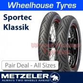 Metzeler Sportec Klassik Pair Deal - All Sizes
