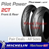 Michelin Pilot Power 2CT - Pair Deals