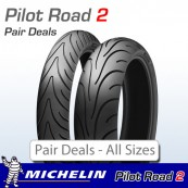 Michelin Pilot Road 2 - Pair Deals