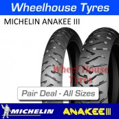 Michelin Anakee 3 - Pair Deal