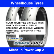 Michelin Power Cup 2 Pair Deal - All Sizes
