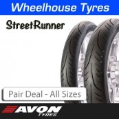 Avon StreetRunner Pair Deal - All Sizes