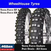 Mitas Terra Force Enduro - Pair Deal - All Sizes