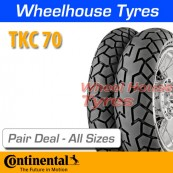 Continental TKC 70 Pair Deal - All Sizes
