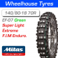 140/80-18 70R Green Super Light Mitas EF-07 F.I.M