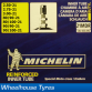 "Michelin MX Tube 21"" 80/100, 90/90, 90/100-21 Reinforced (2.5mm)"
