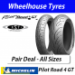 Michelin Pilot Road 4 GT Pair Deal - All Sizes