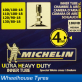 Michelin Ultra Heavy Duty MX Tube 18UHD-M 100/100-18; 110/100-18; 120/90-18; 130/80-18