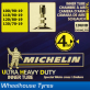 Michelin Ultra Heavy Duty MX Tube 19UHD 100/90-19, 110/90-19, 120/80-19 & 130/70-19