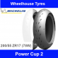 200/55ZR17 (78W) Power Cup 2 Michelin TL