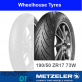190/50ZR17 (73W) 01 SE Roadtec  Metzeler TL Rear