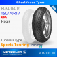 150/70R17 (69V) - Roadtec 01 Metzeler T/L - Rear